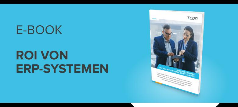 E-Book ROI von ERP-Systemen