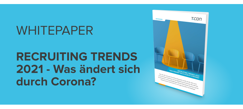 Download Whitepaper Recruiting Trends 2021
