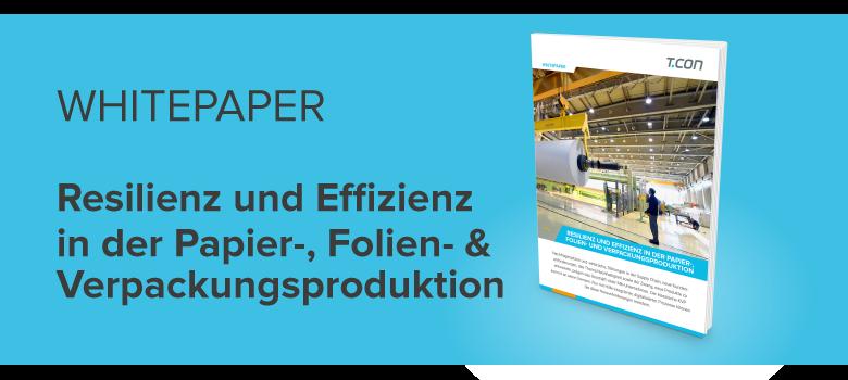 Whitepaper Resilienz und Effizienz Mill-Produktion