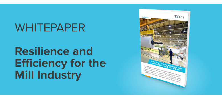 Resilience and Efficiency for the Mill Industry