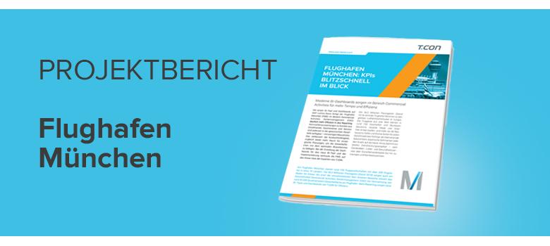 Projektbericht Flughafen München