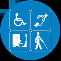 Toutes nos formations sont adaptées aux personnes en situation de handicap - Sepro Group