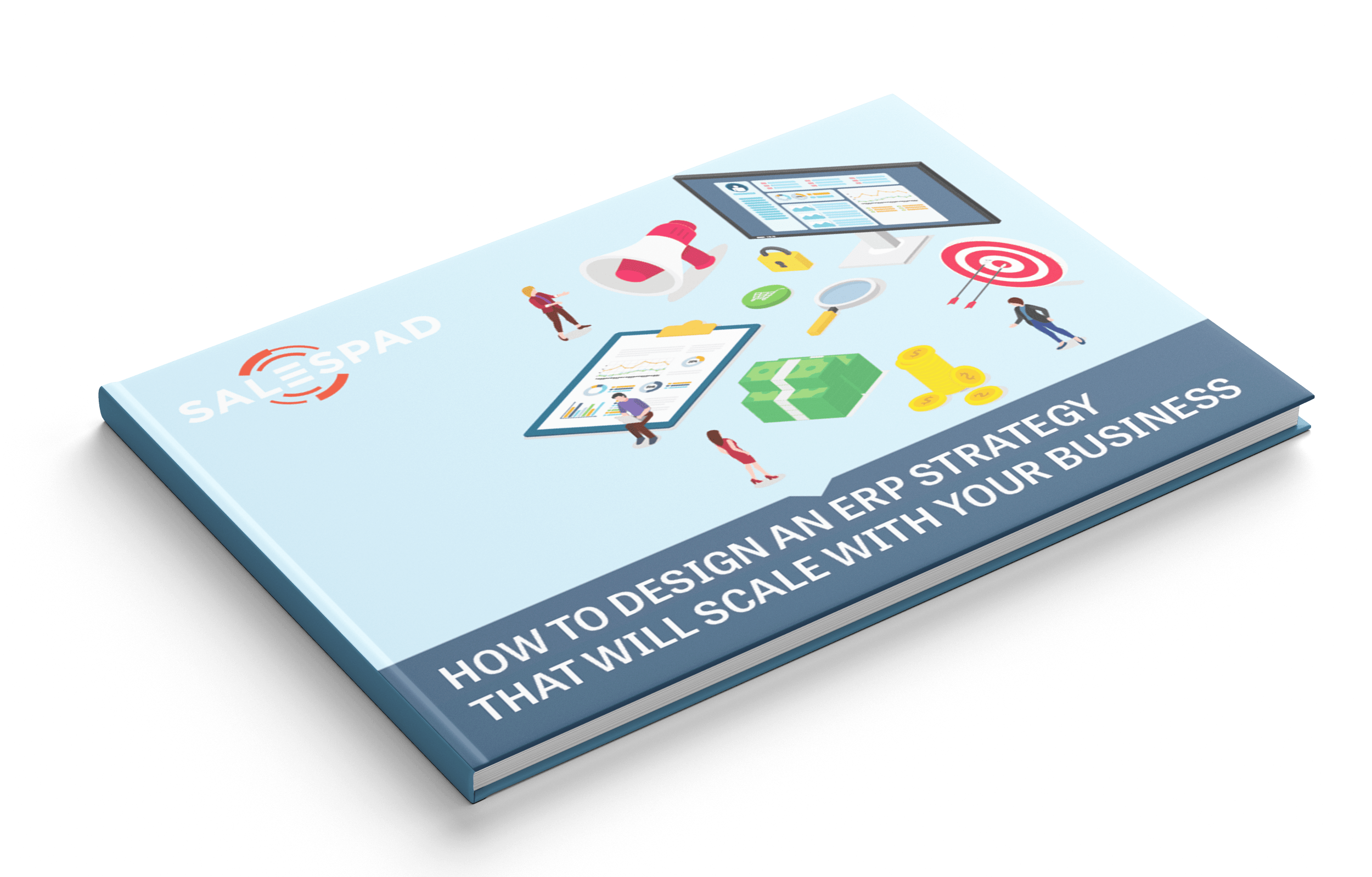 How to Design an ERP strategy that will scale with your business ebook
