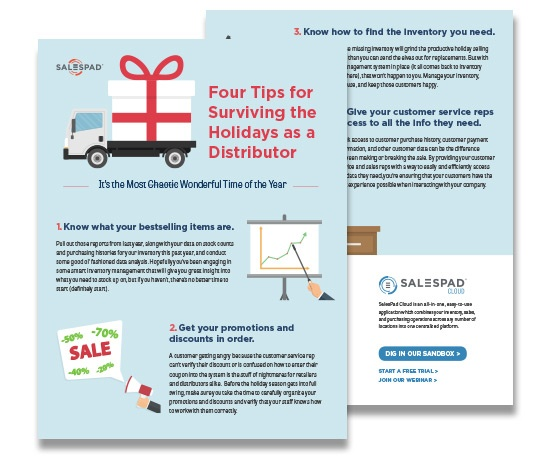 4 Tips for Surviving the Holidays as a Distributor