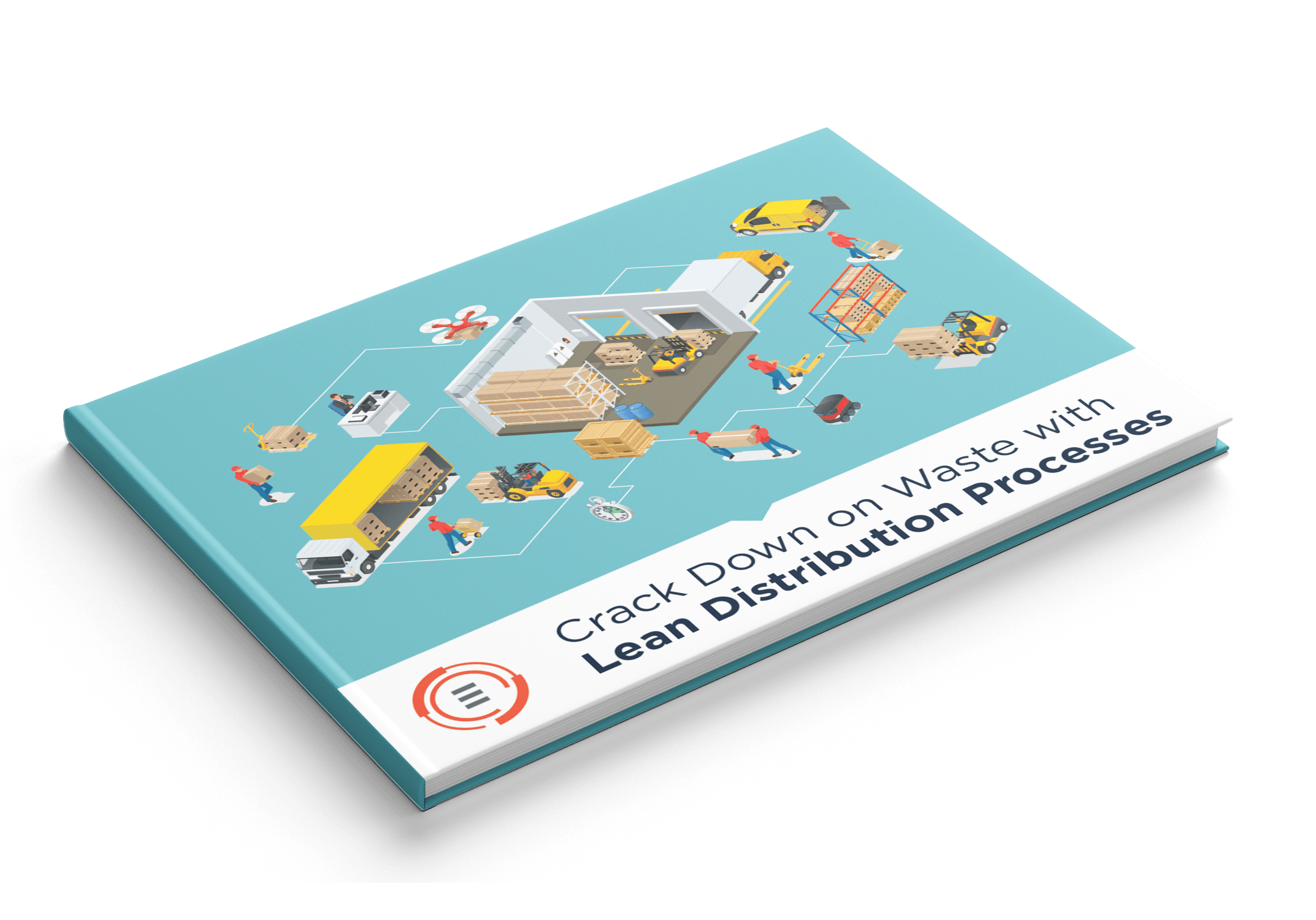 Crack Down on Waste with Lean Distribution Processes ebook