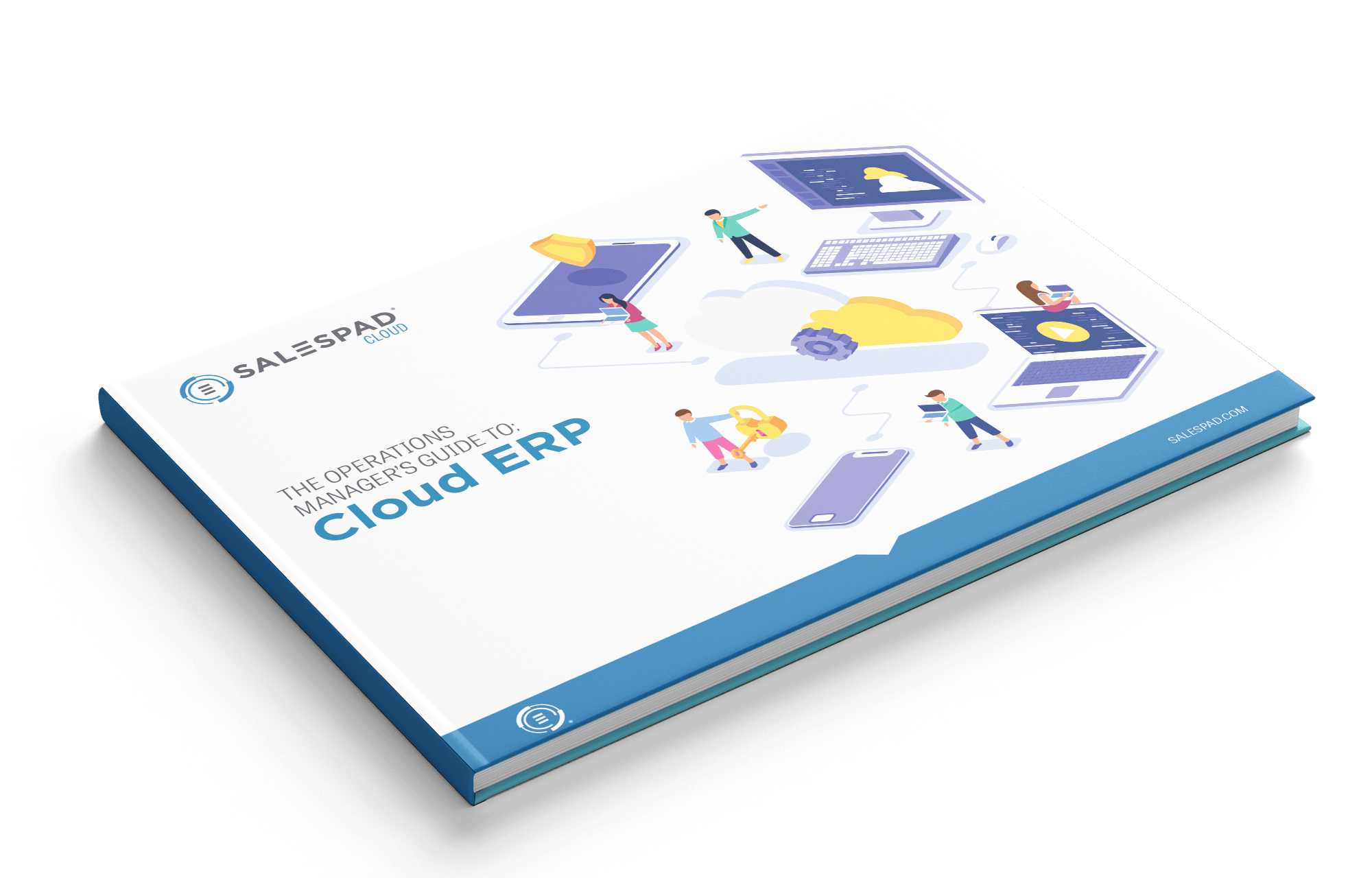 Operational Managers Guide To Cloud ERP cover