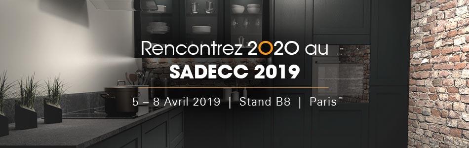 2020 au SADECC 2019 à Paris