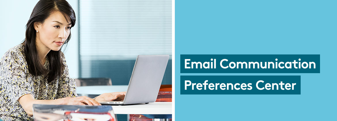 Elekta Email Preferences