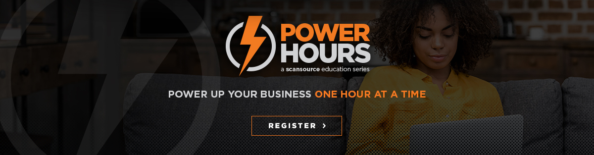 Power Hours: A Scasnource Education Series Register Now