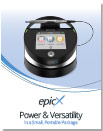 Download the EPIC X Brochure