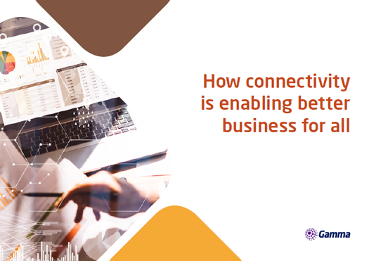 How connectivity is enabling better business for all cover