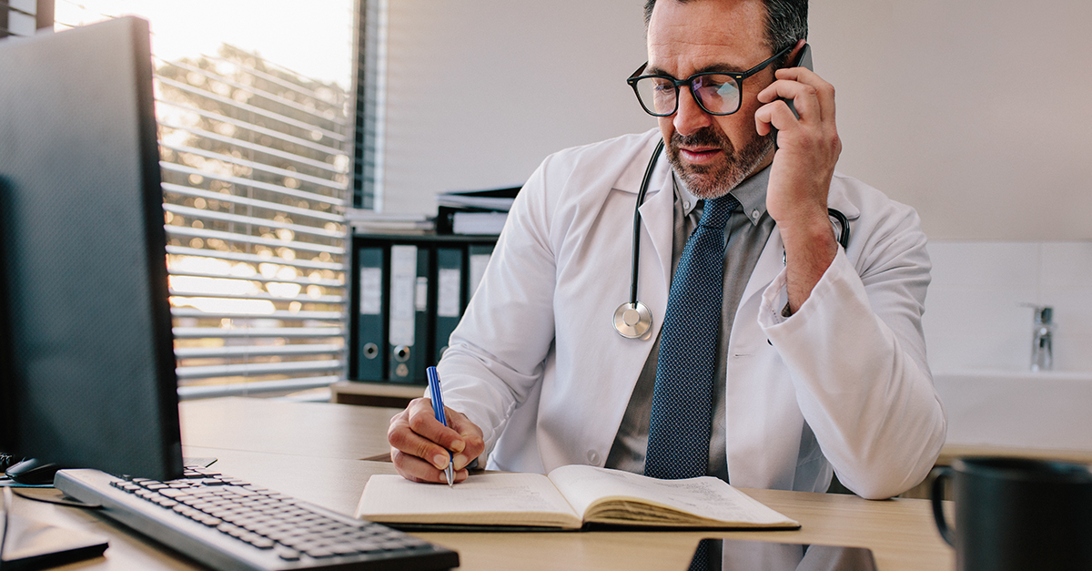 Overcoming telephony challenges in Healthcare