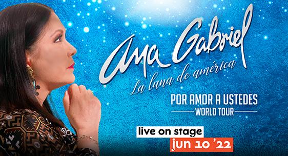 Ana Gabriel: Por Amor A Ustedes