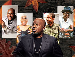 Thanksgiving Comedy Fest