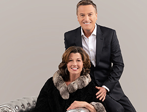 Amy Grant and Michael W. SmithChristmas