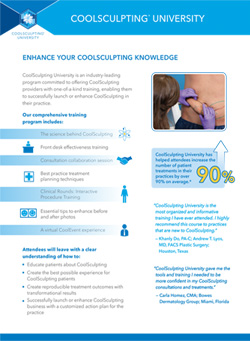 CoolSculpting University