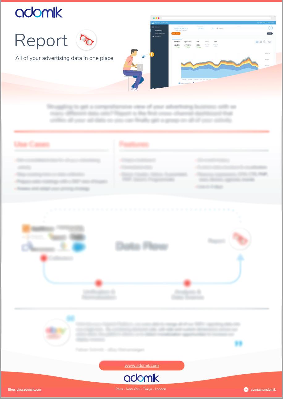 adomik-report-product-sheet