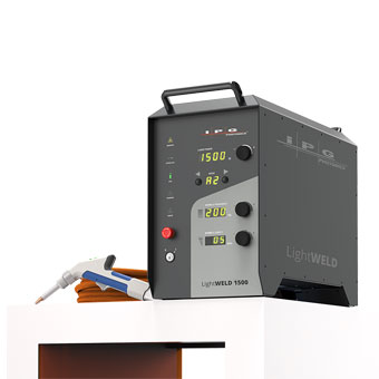 IPG Handheld Laser Welder - Fiber Laser for Welding