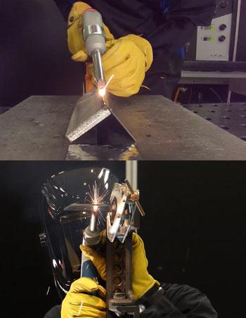 LightWELD Handheld Fiber Laser Welder