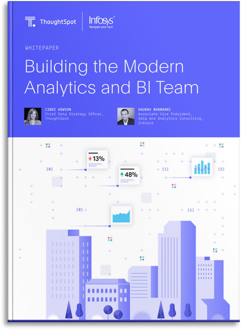 Building the Modern Analytics and BI Team