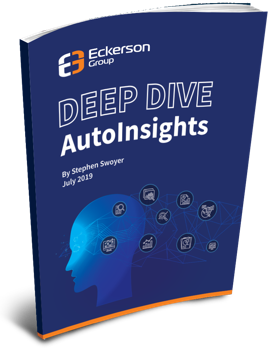 Eckerson Report - AutoInsights