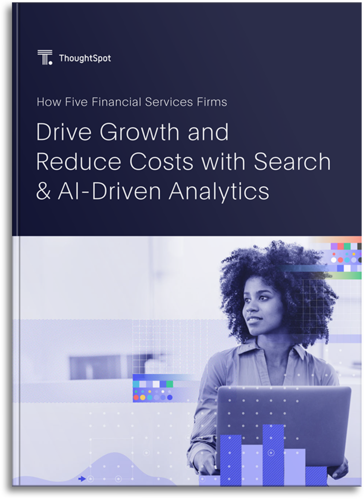 ThoughtSpot Financial Services E-Book