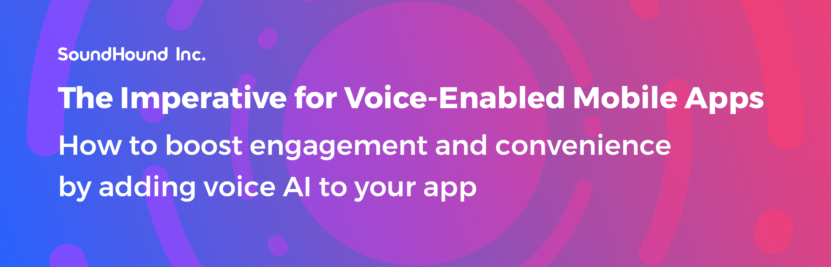 How to Launch a Better Voice Assistant.