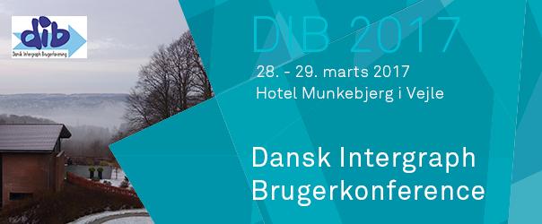 Dansk Intergraph Brugerkonference 2017