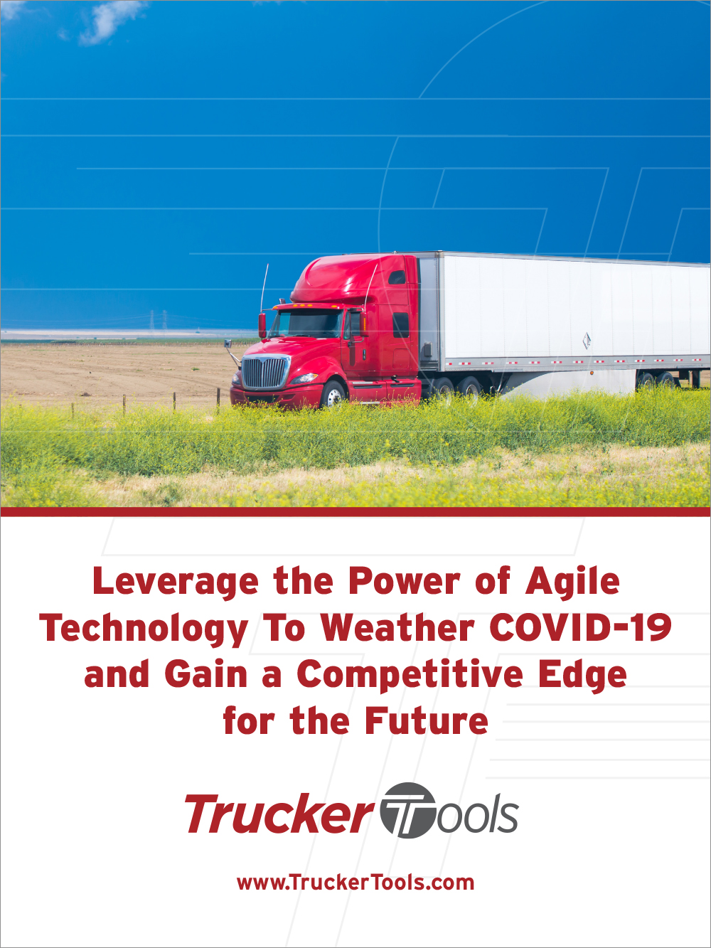 Leverage the Power of Agile Technology To Weather COVID-19 and Gain a Competitive Edge for the Future