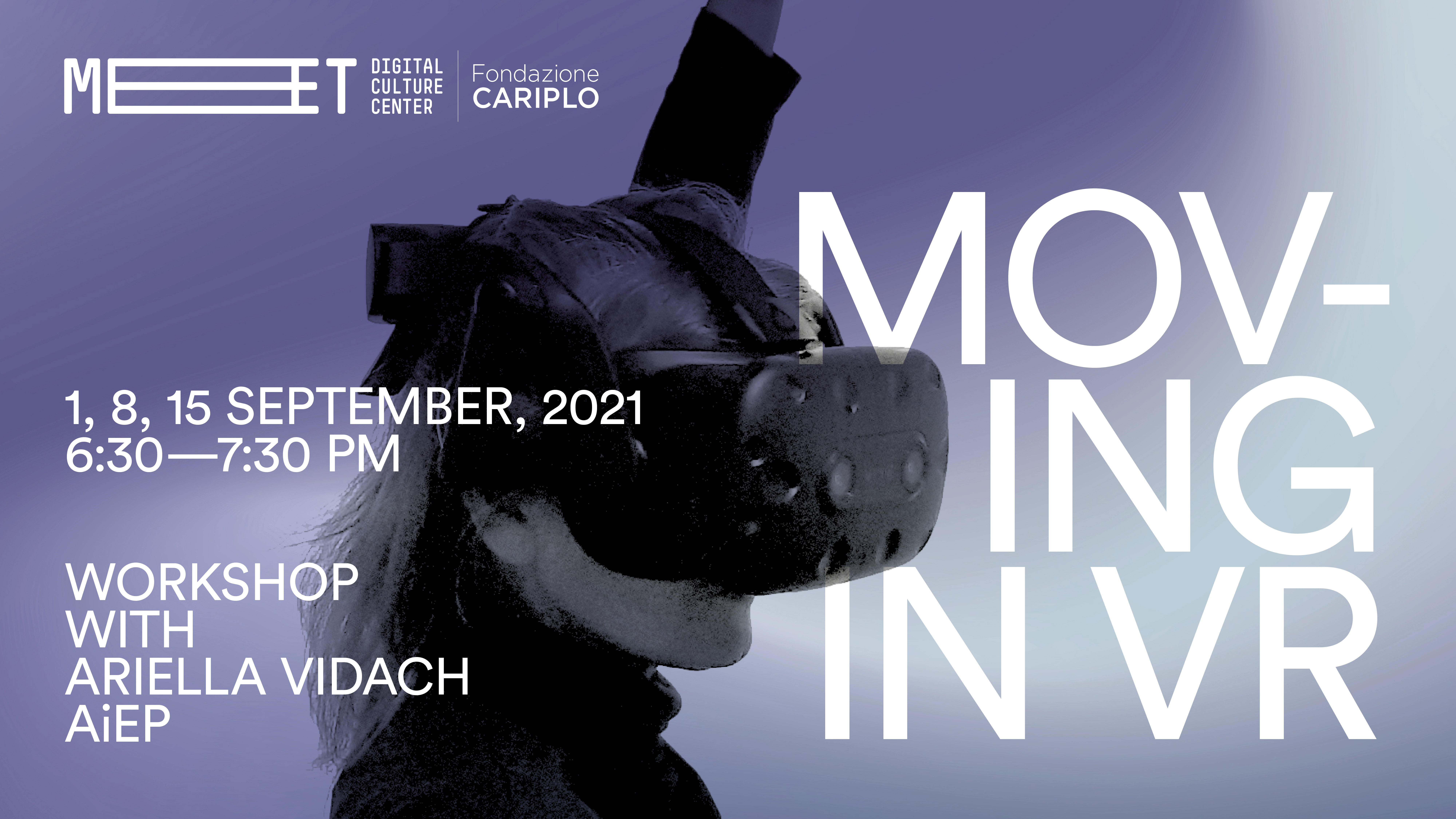 Moving in VR