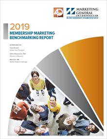2019 Membership Marketing Benchmarking Report