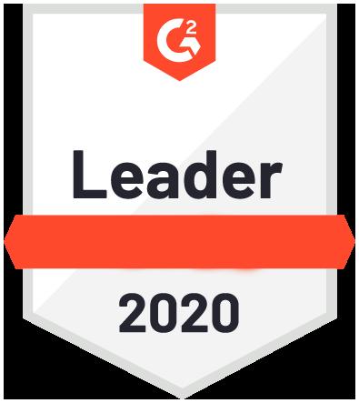G2 Leader 2020 Emblem