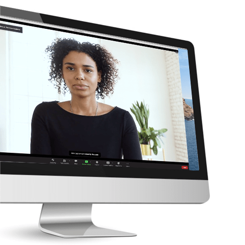 Rev Live Captions for Zoom Webinars