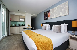 Staycity Aparthotels Deptford Bridge
