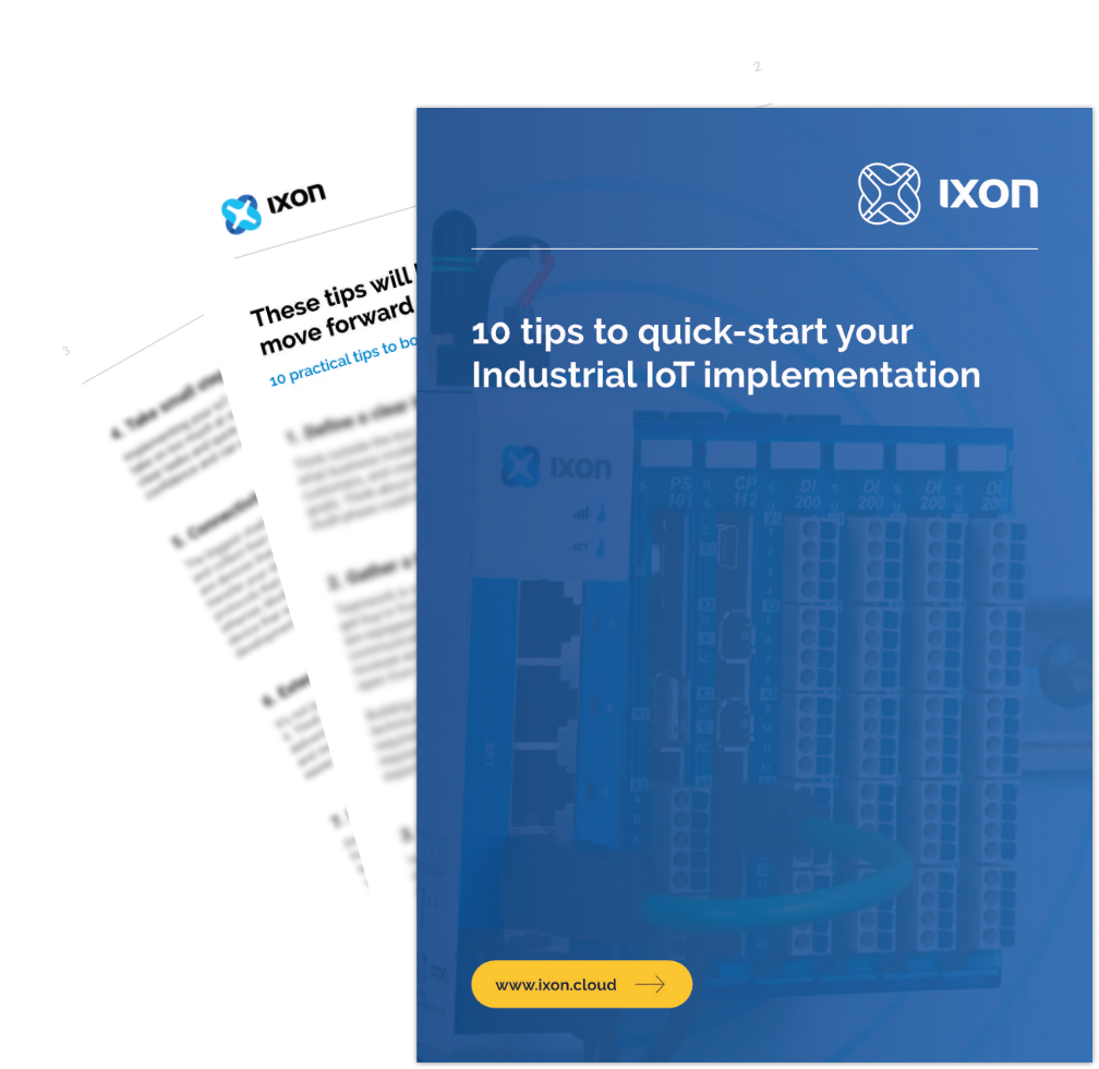 E-guide: 10 tips to quick-start your industrial iot implementation