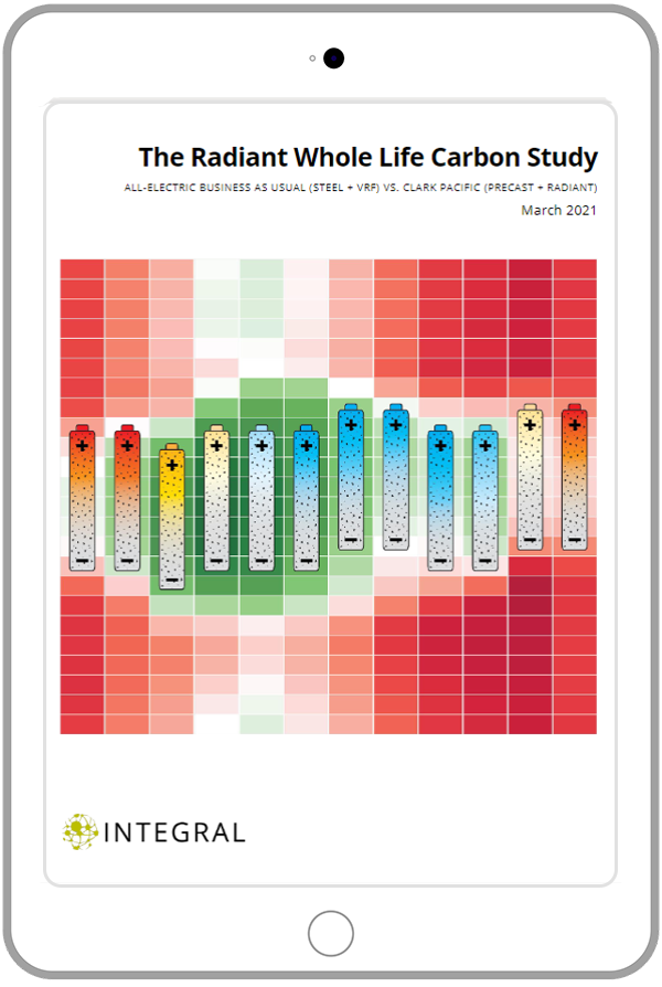 Cover of the Carbon Study on an iPad