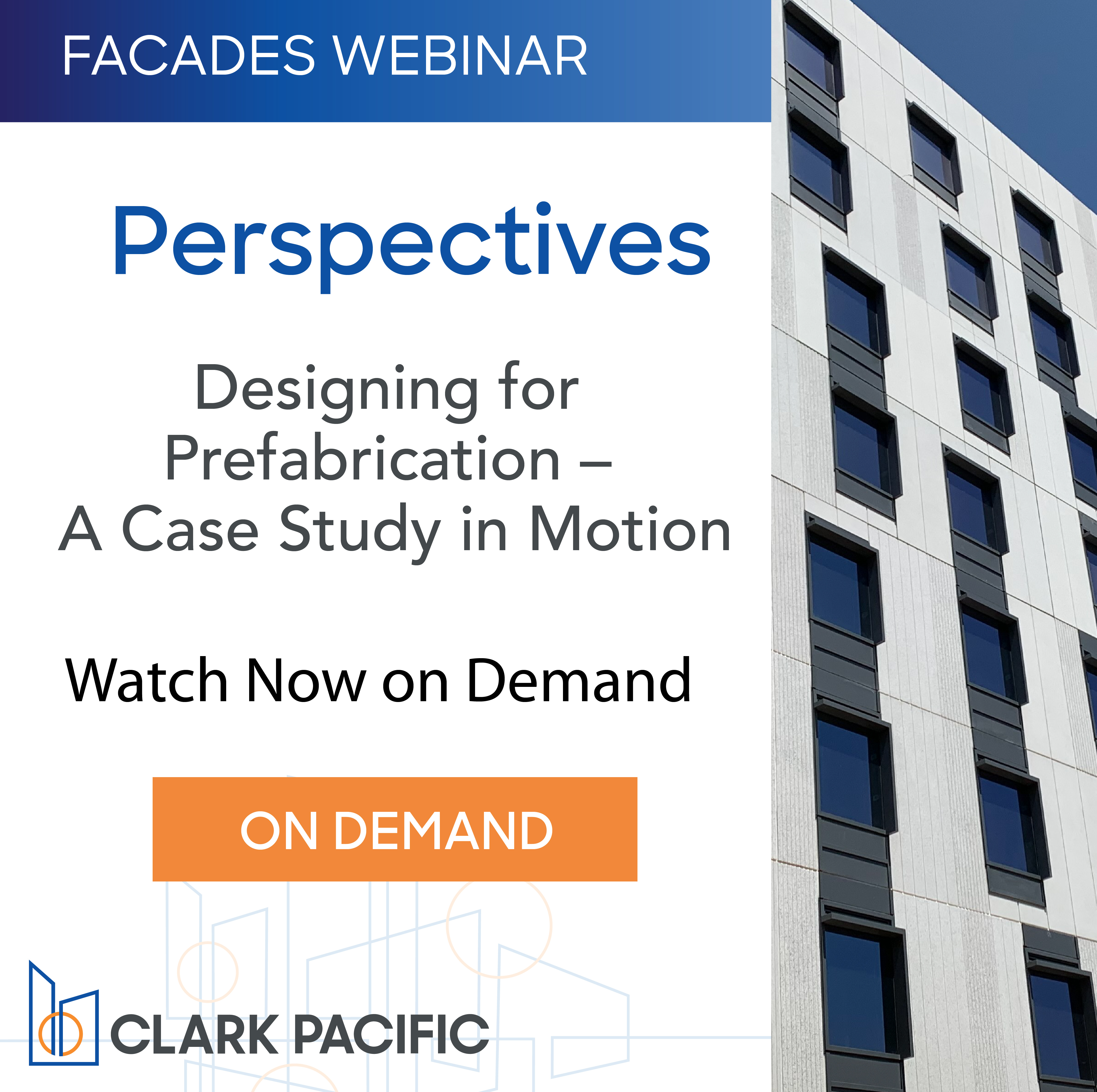 Register for our webinar Perspectives a Case Study in Motrin