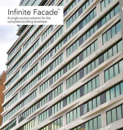 Click here to read the Infinite Facade Datasheet