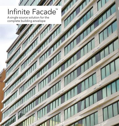 Click here to read the Infinite Facade Datasheet