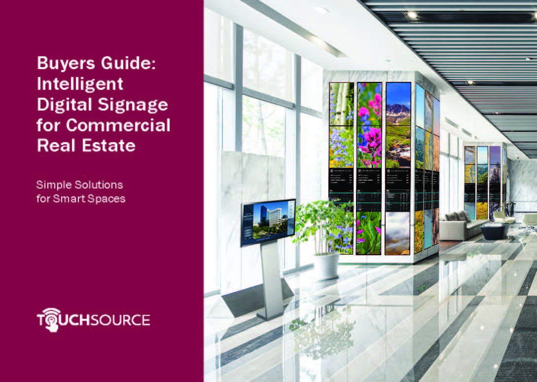 TouchSource CRE Buyers Guide
