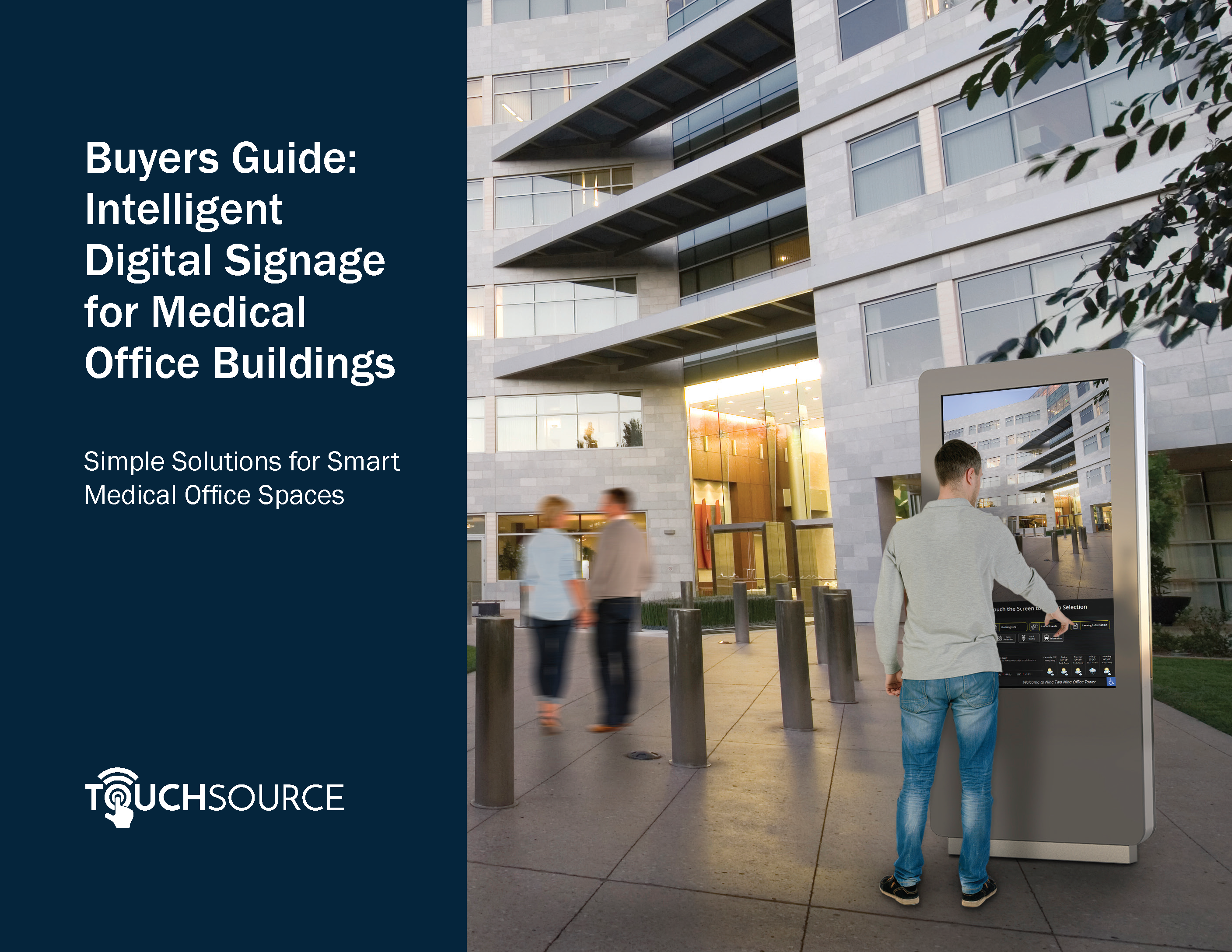 TouchSource Healthcare and Medical Buyers Guide