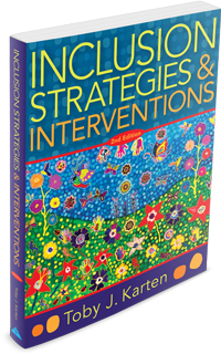 Inclusion Strategies and Intervention, Second Edition