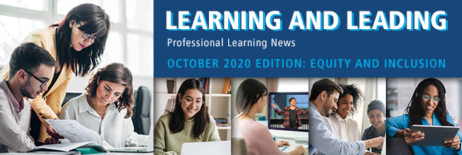 Learning and Leading: Solution Tree Education Canada Professional Learning News