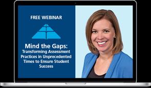 Free Webinar: Mind the Gaps featuring Nicole Dimich