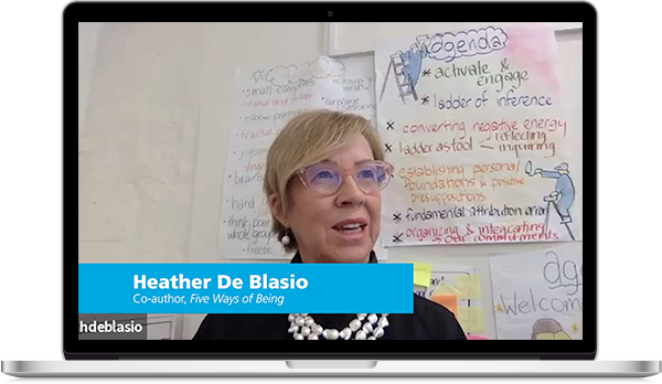Five Ways of Being: What Learning Leaders Think, Do, and Say Every Day | Jane Danvers, Heather De Blasio, and Gavin Grift