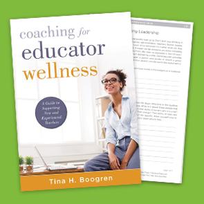 Coaching for Educator Wellness Reproducible
