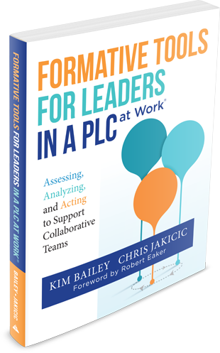 Formative Tools for Leaders in a PLC at Work®