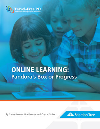 ONLINE LEARNING: Pandora's Box or Progress