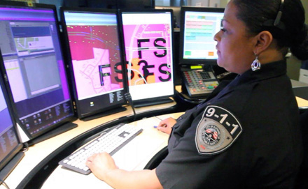 Maximizing Efficiency in<br>Public Safety Operations Centers