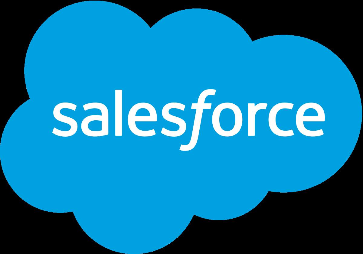 Webinar partner logo Salesforce